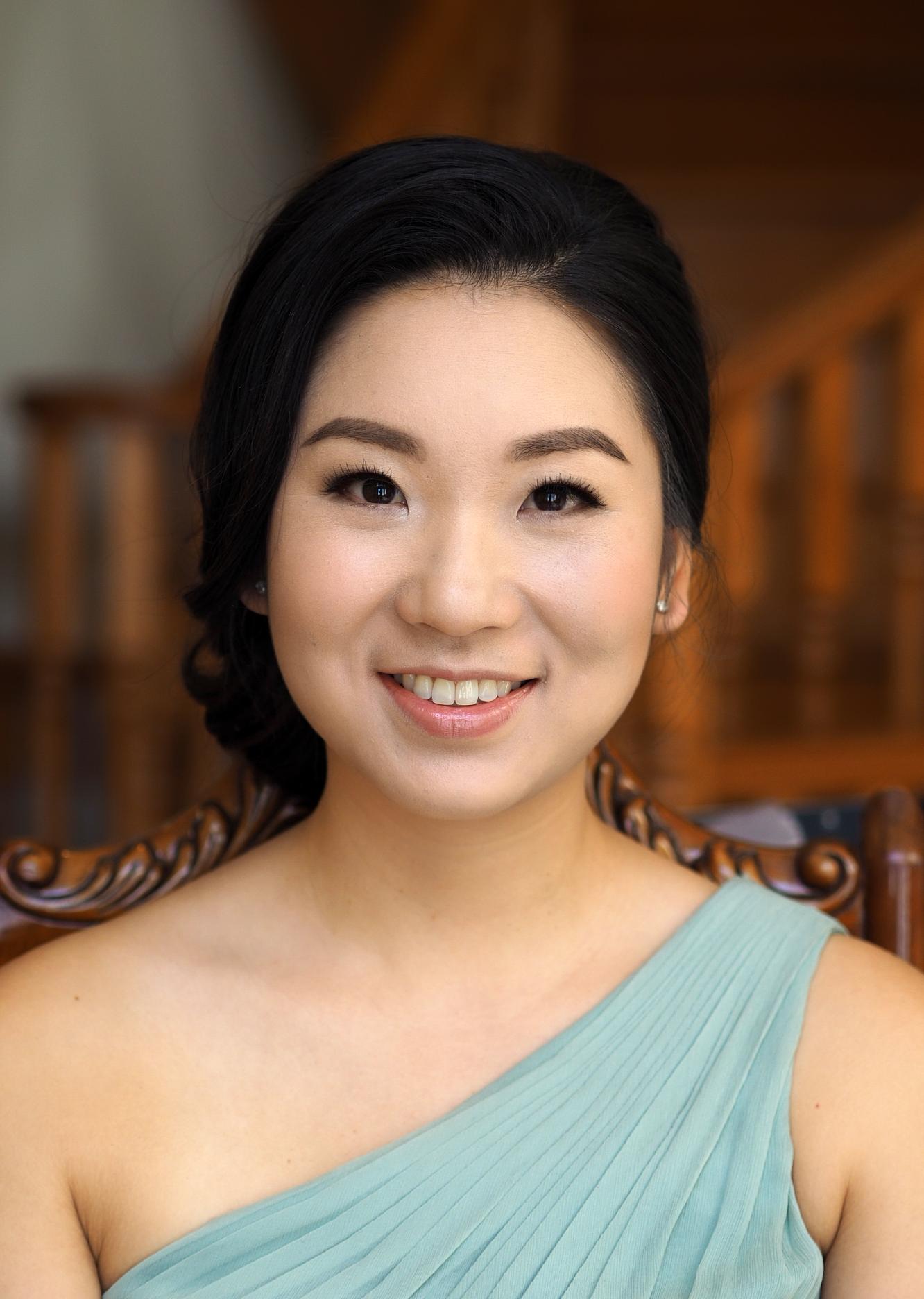 Korean wedding makeup Toronto