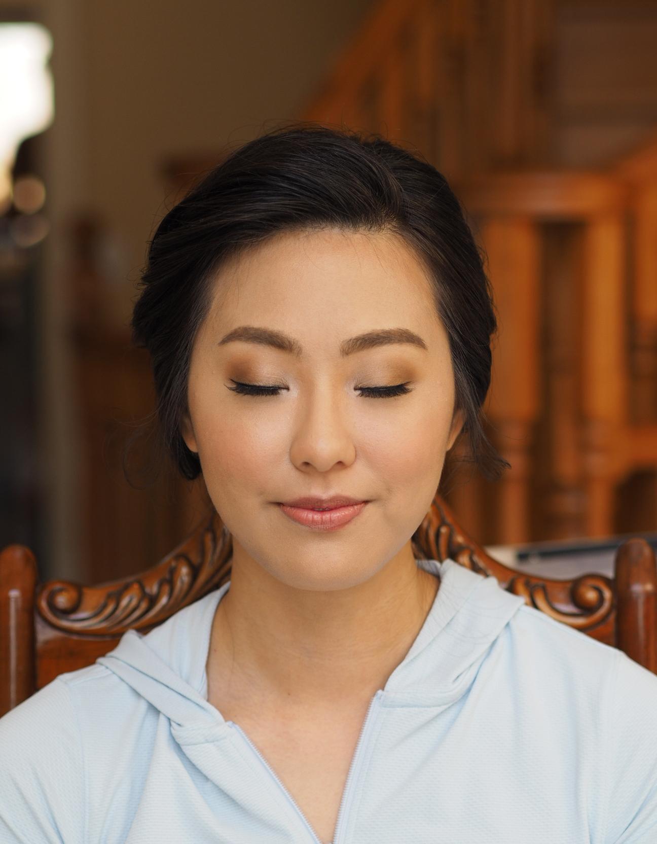 Toronto Korean makeup artist weddings