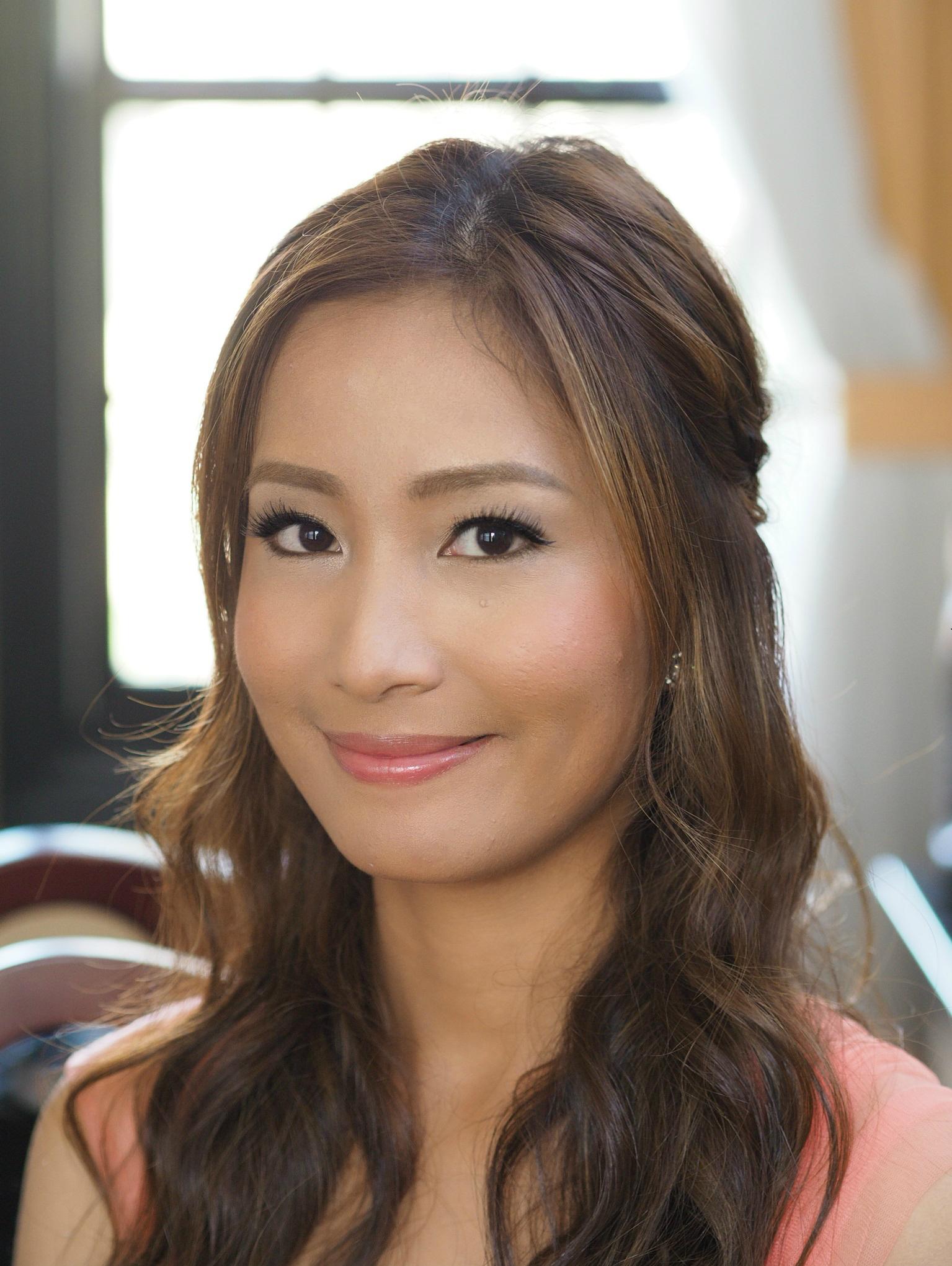 Toronto Thai wedding makeup