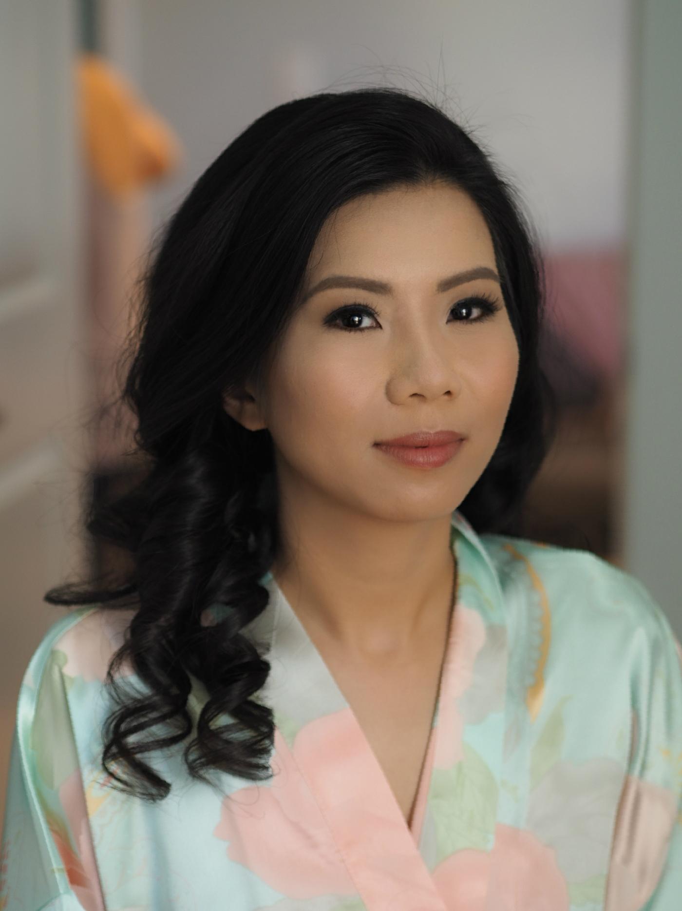 natural bridal makeup Toronto