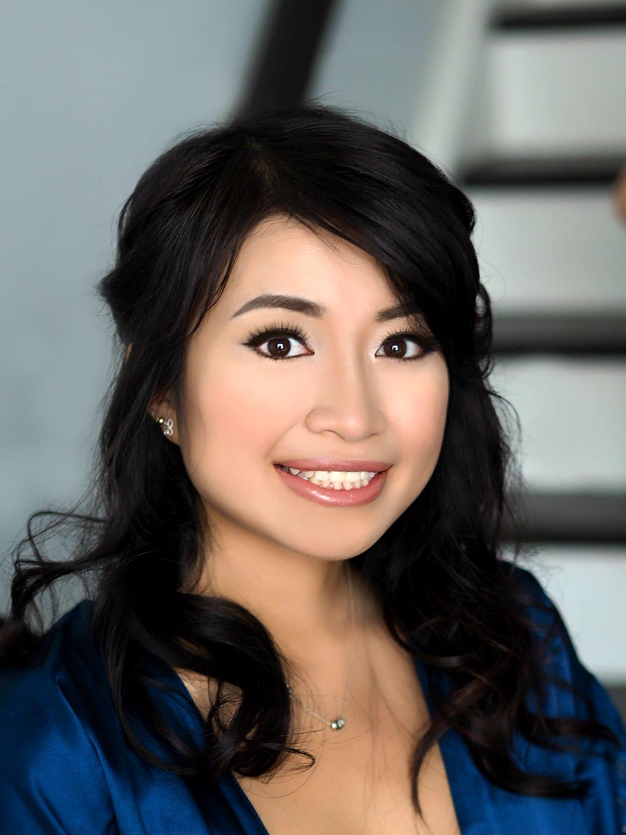 Toronto makeup artist Vietnamese