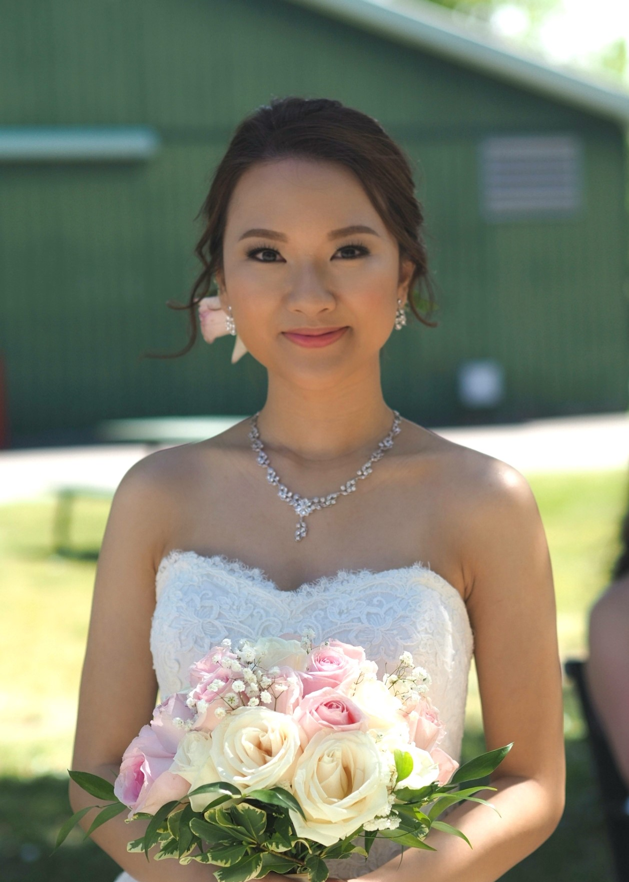 Richmond Hill Mississauga wedding makeup artist