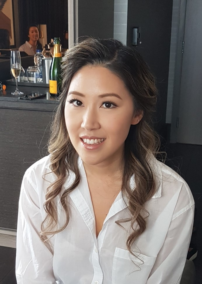 Korean bridal makeup Toronto Markham