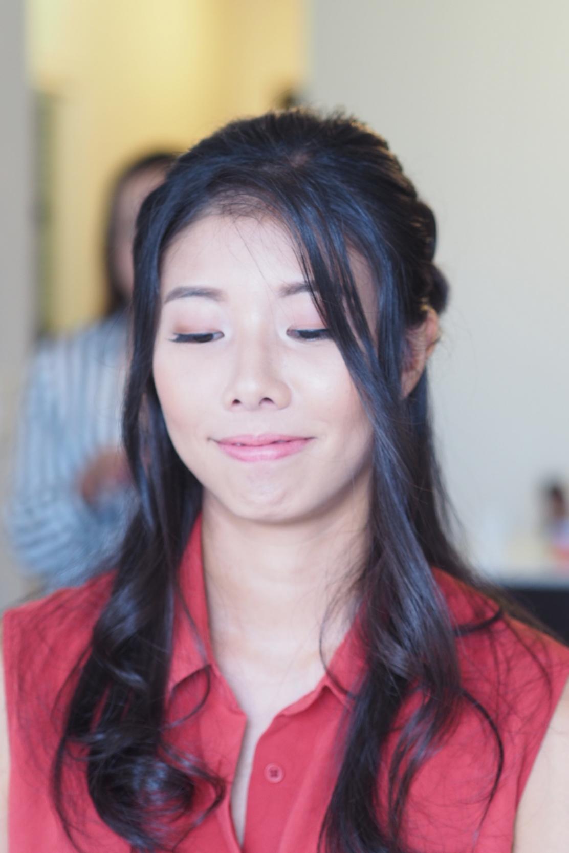 Top bridal Asian makeup artist Toronto Markham