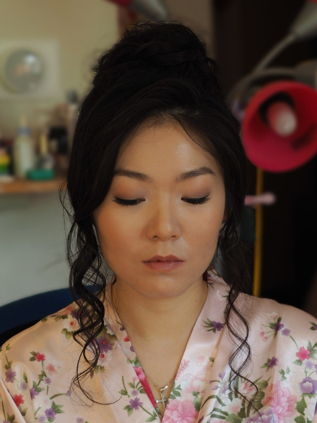 hairstyling bridesmaid Scarborough