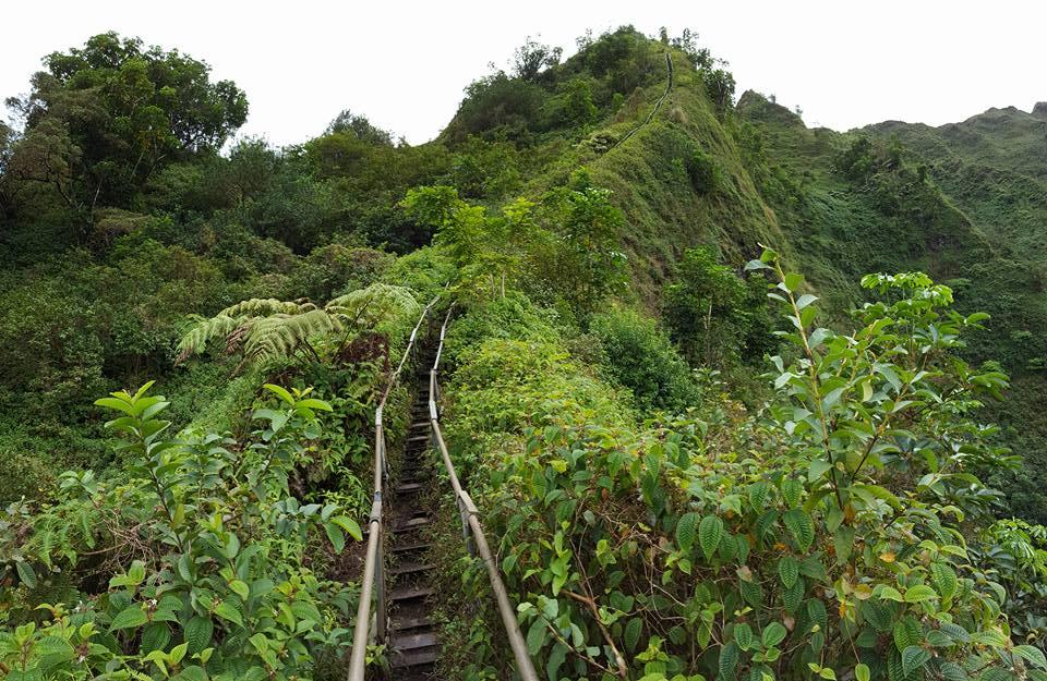 Stairway Honolulu