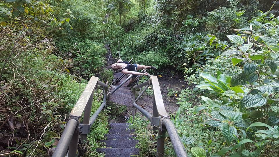 Stairs Hawaii