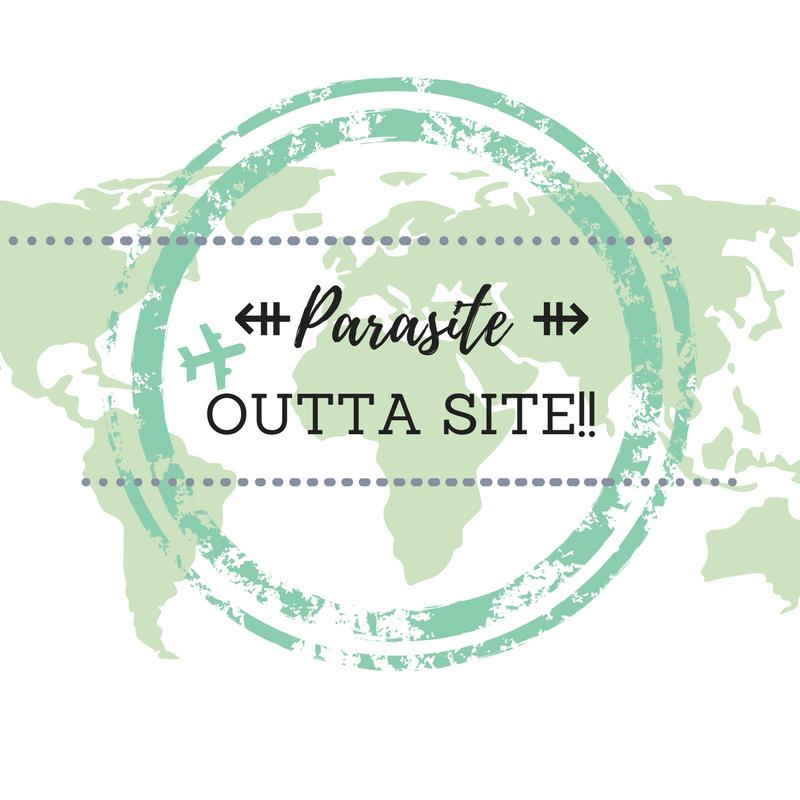parasite outta site