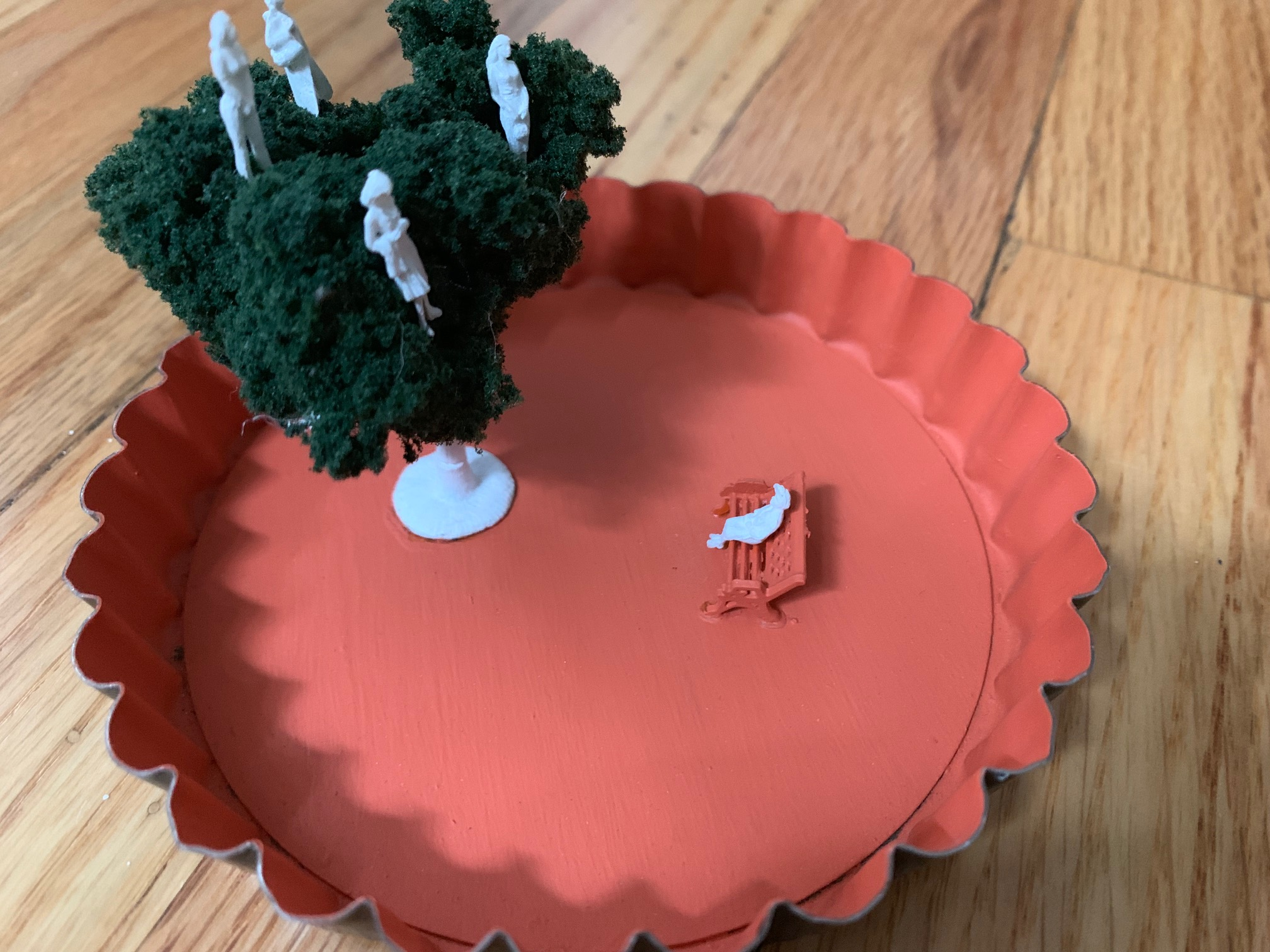 Lady Tree - $55