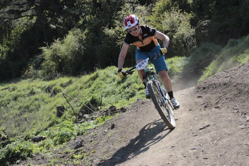 Brenda Clapp - Senior CoachBrenda (AKA Bob!) started cross country racing 20+ years ago racing nationally and internationally. Now a days, any racing is done on her Juliana trail bike or Santa Cruz single speed. Bob is also addicted to bike packing – mostly because of the exploring and being able to eat as much food as you want! Bob is found coaching the Richmond riders and loves it when she sees the riders find their flow on the Omega trail in Silvan Forest.