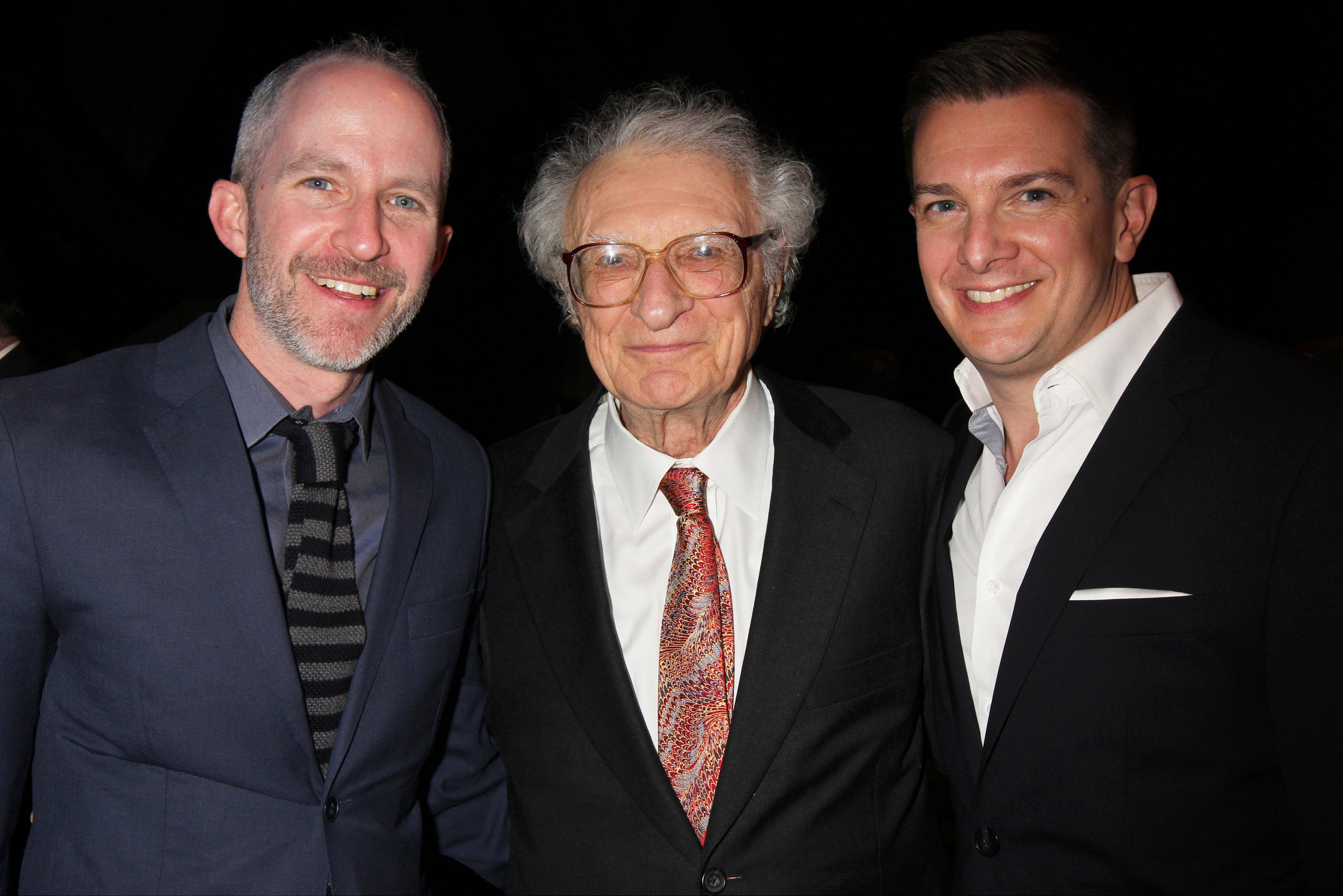 Wildcat reunion with Sheldon Harnick