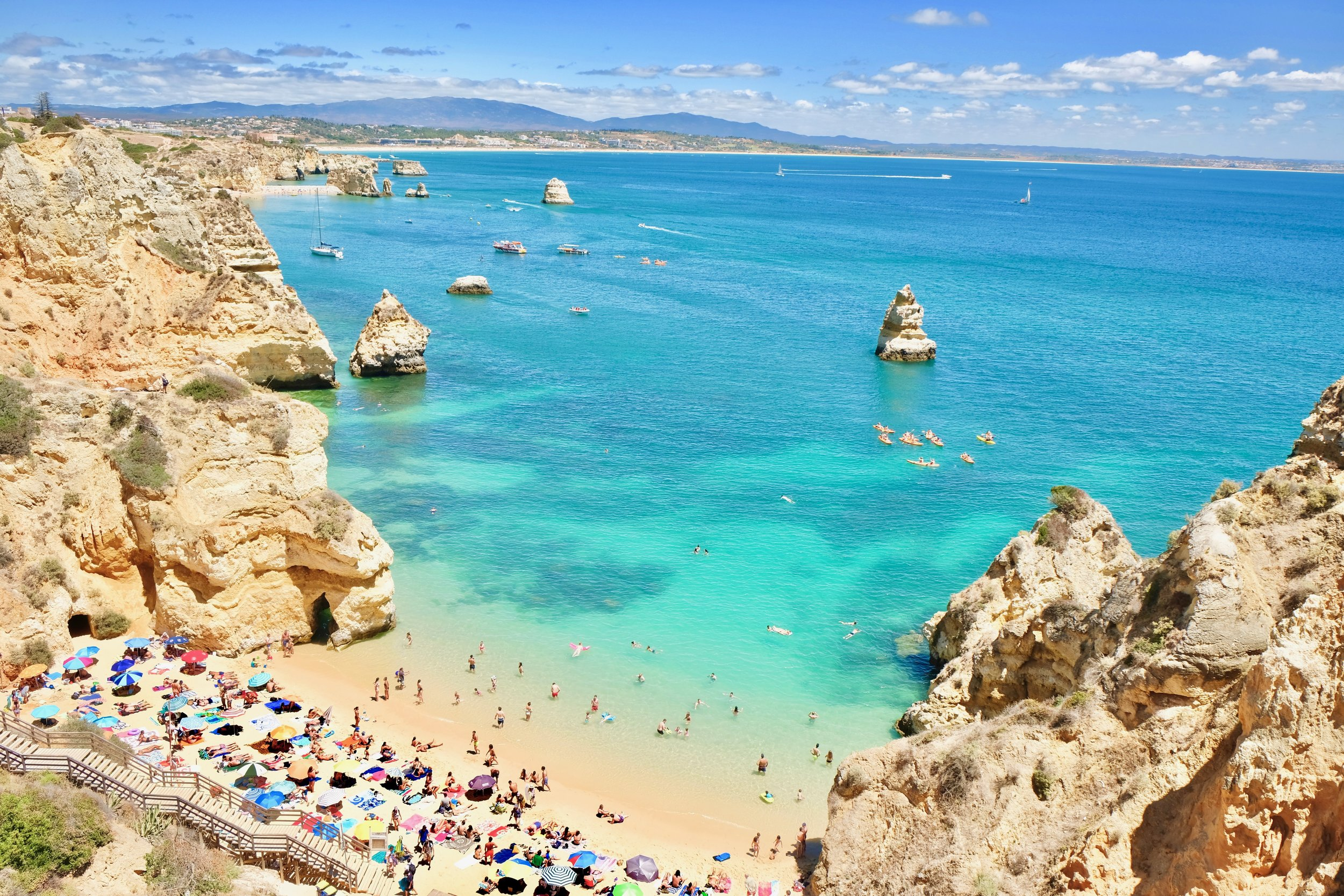 Lagos, Portugal — Out with Cameron