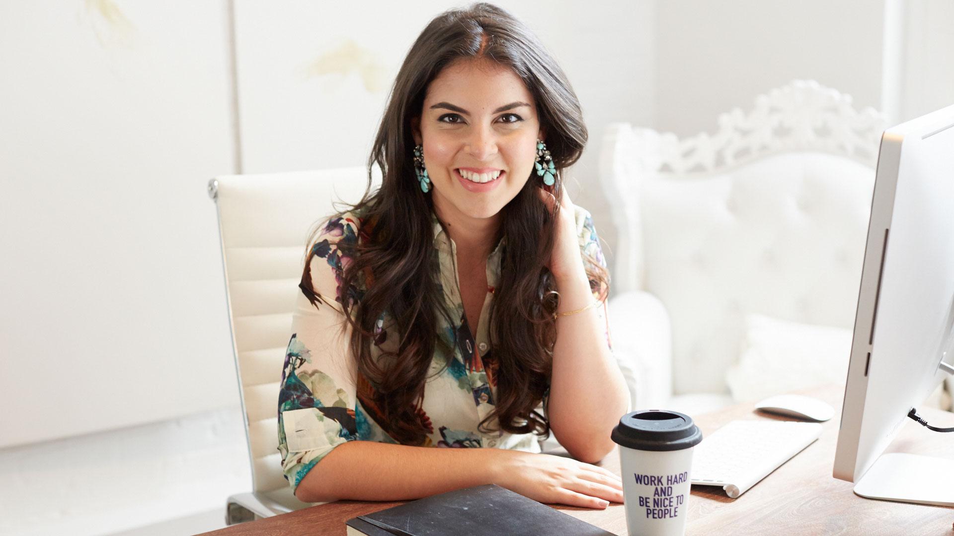 CAROLINE GHOSN   Levo  Founder & CEO