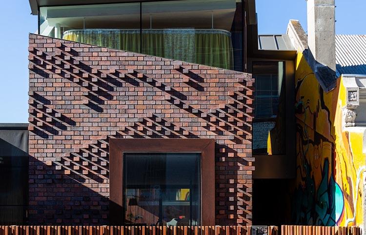 Fitzroy House - Grampian Blue bricksMORE