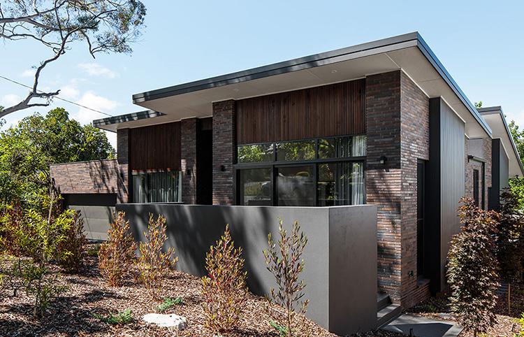 Canberra Home - Grampian Blue Emperor bricksMORE