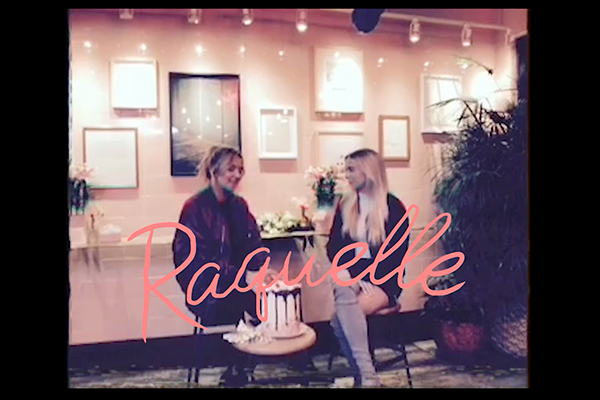 Episode 011 - Raquelle