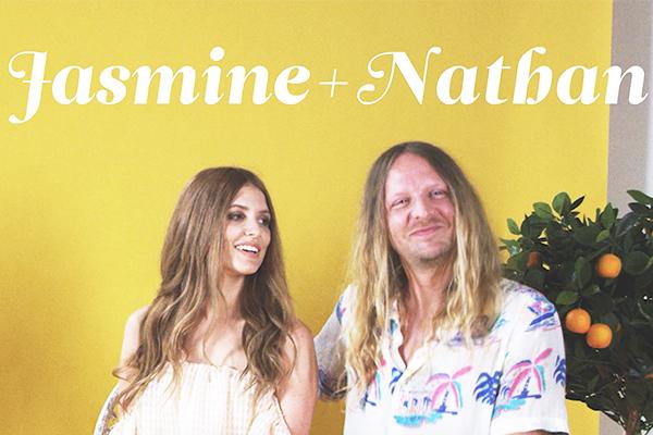 Episode 012 - Jasmine & Nathan