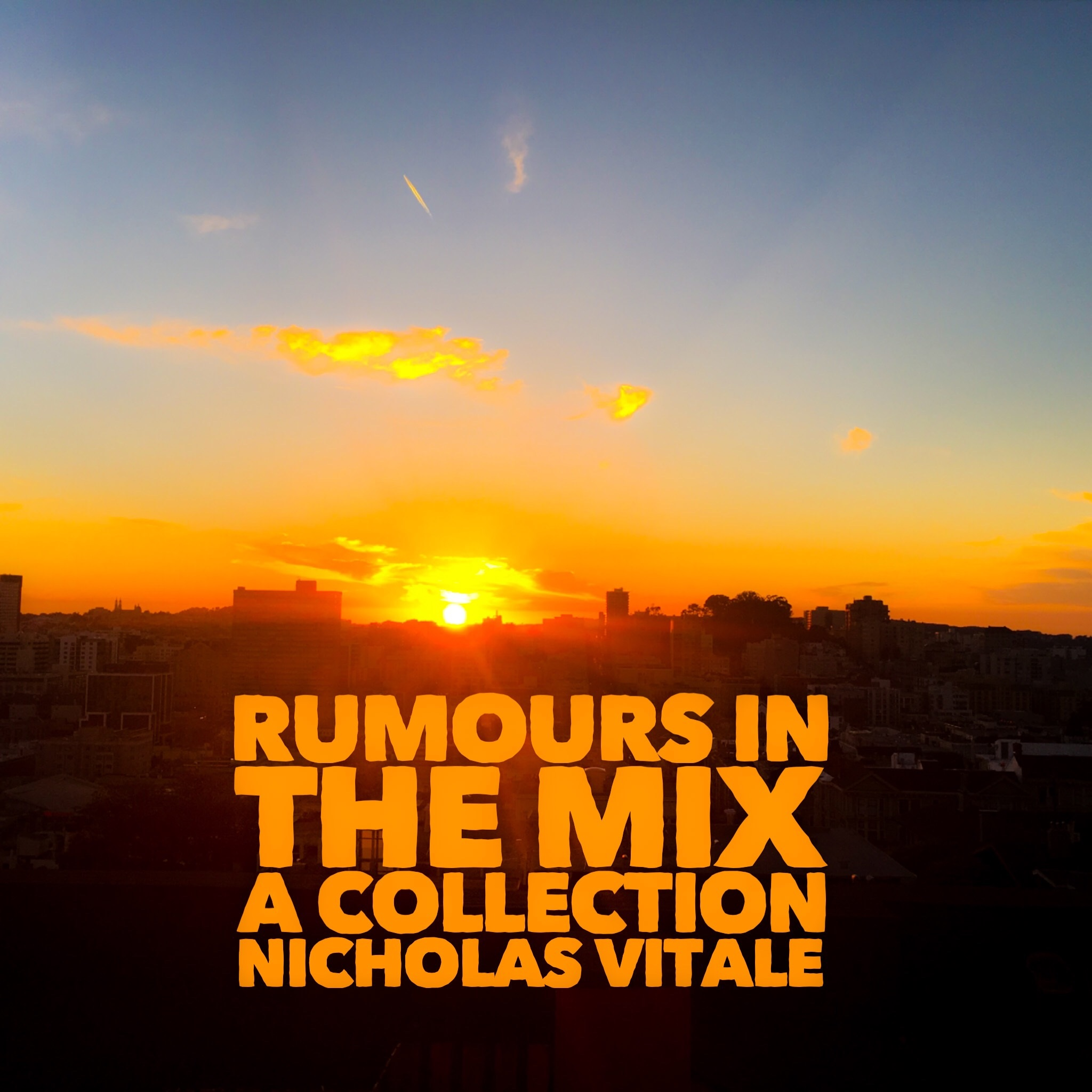 "Rumours In the Mix (A Collection)""A Fun UpBeat Album Of Strong Songwriting Combined With Great Beats, The Catch Is The Listener Is Left Wondering How Many Famous Friends Of The Songwriter Are These Songs About""Stephen L. SmithReviewer -"