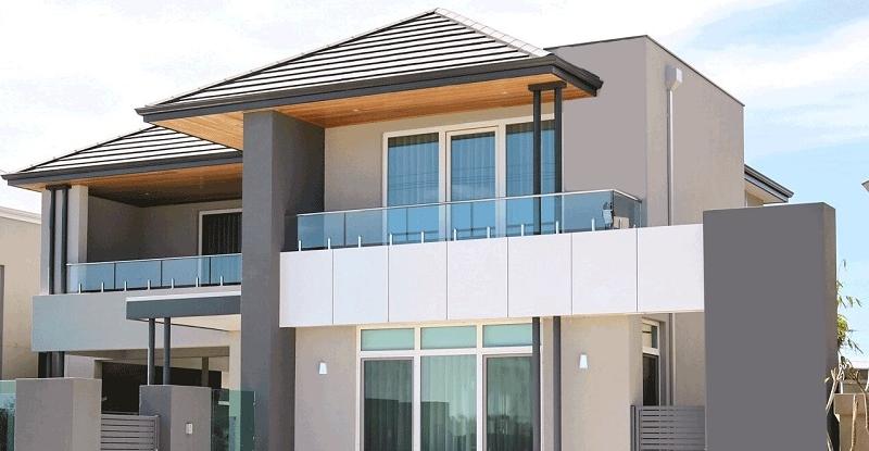 Double Y Home Designs Building