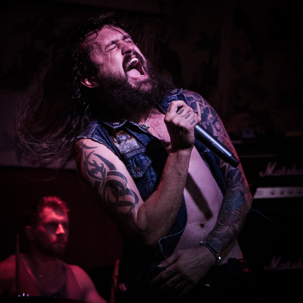 Massive wagons / The Deaf Institute, Manchester / July 18th