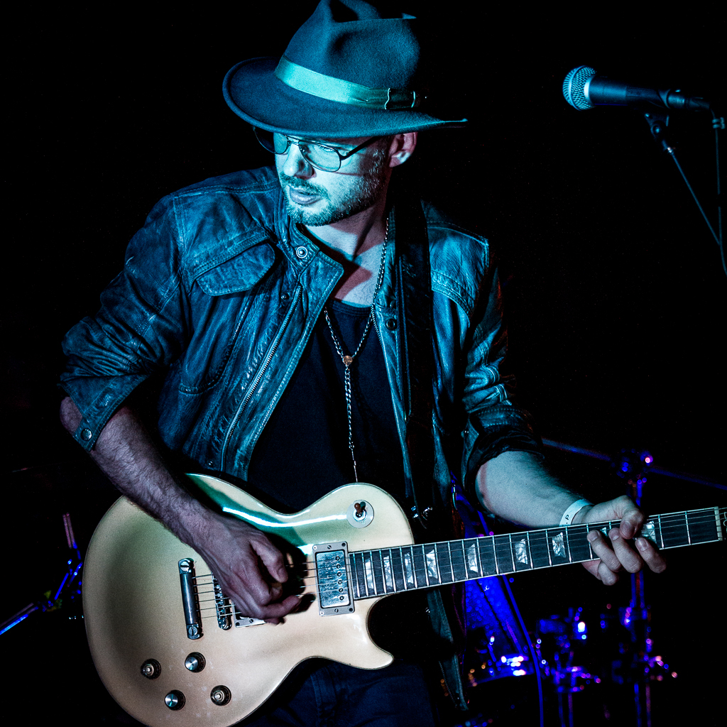 Dave Hanson / The Live Rooms Chester /   June 23rd