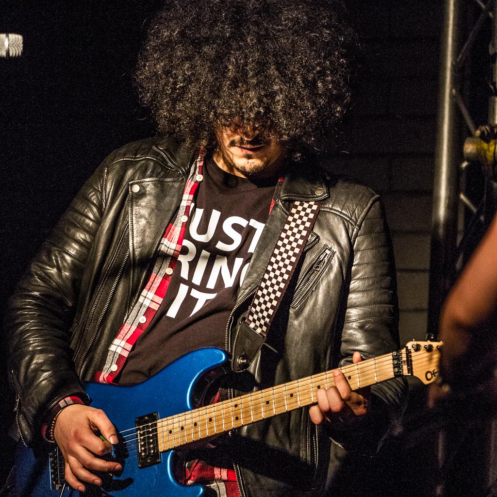 Black Cat Bones / The Live Rooms, Chester / November 15th