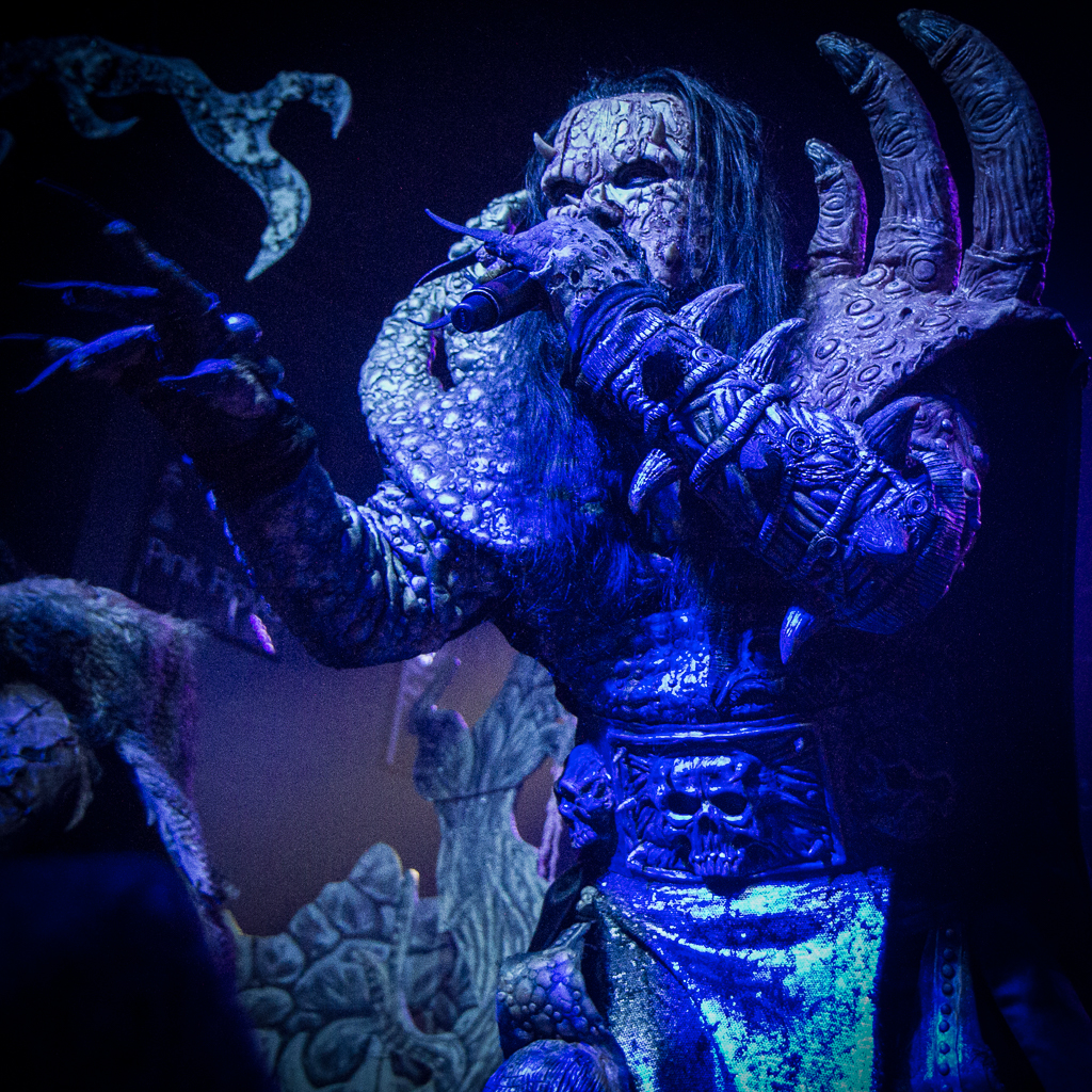 Lordi / Hangar34, Liverpool November 18th
