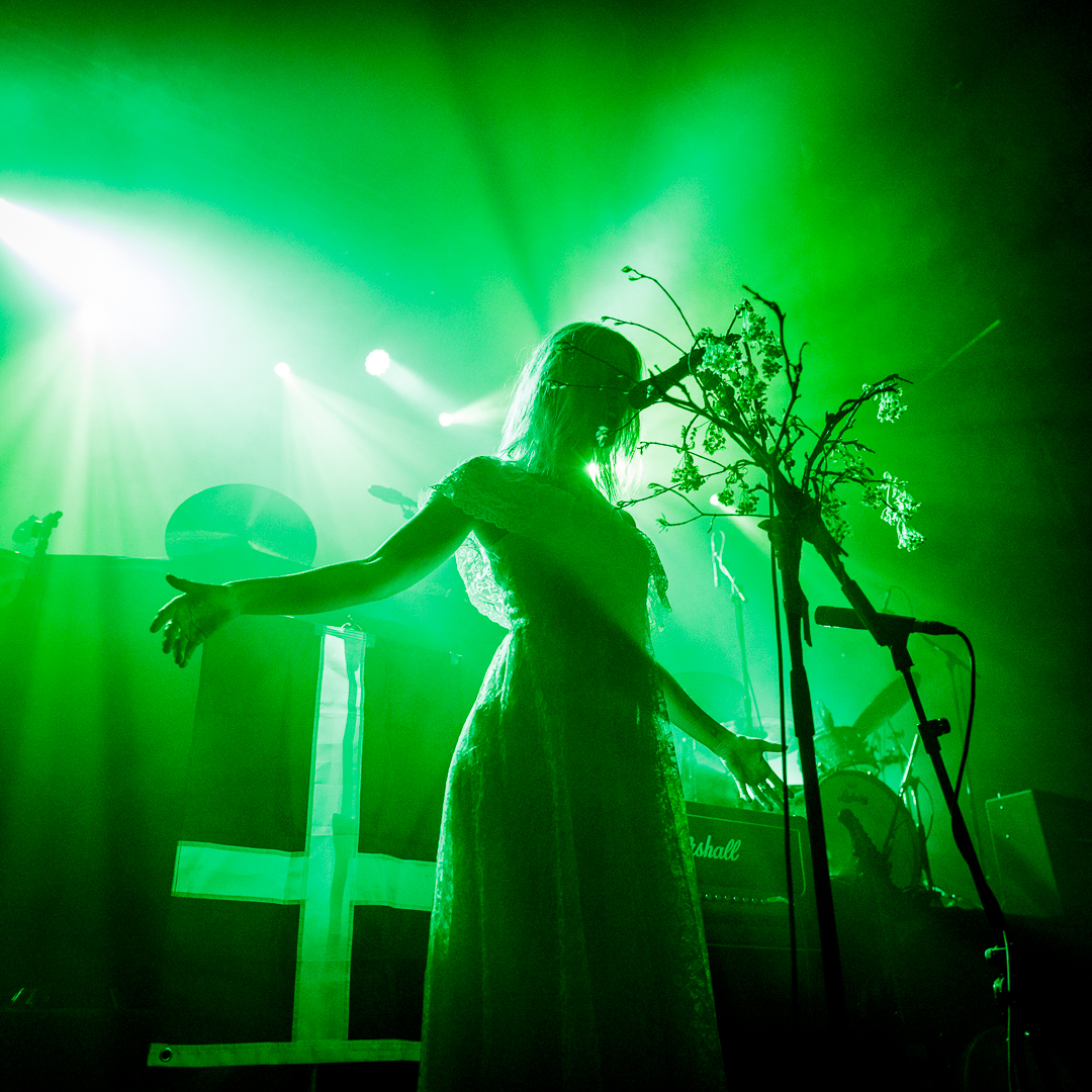 Myrkur / O2 Ritz / Manchester April 12th