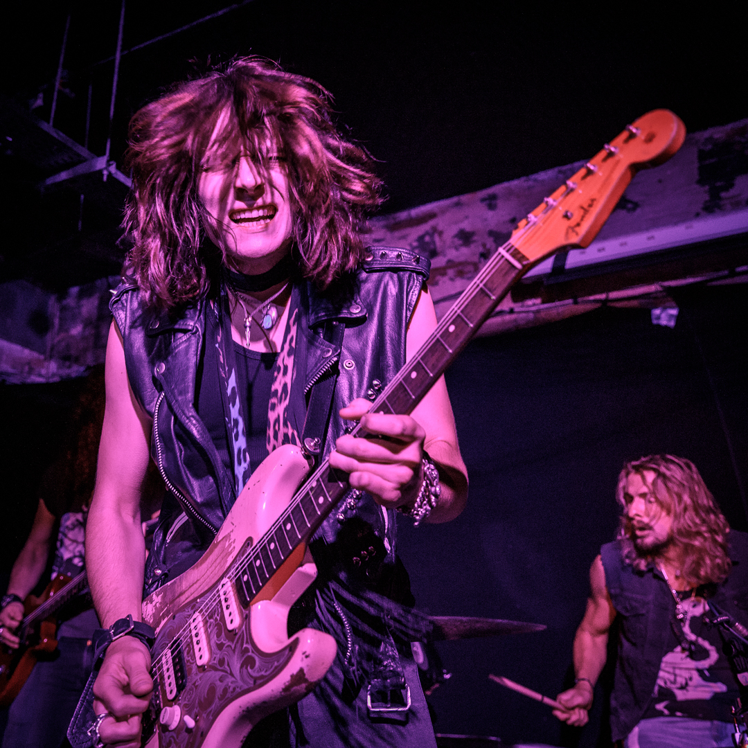 Tyler Bryant & The Shakedown / Soup Kitchen Manchester / June 28th