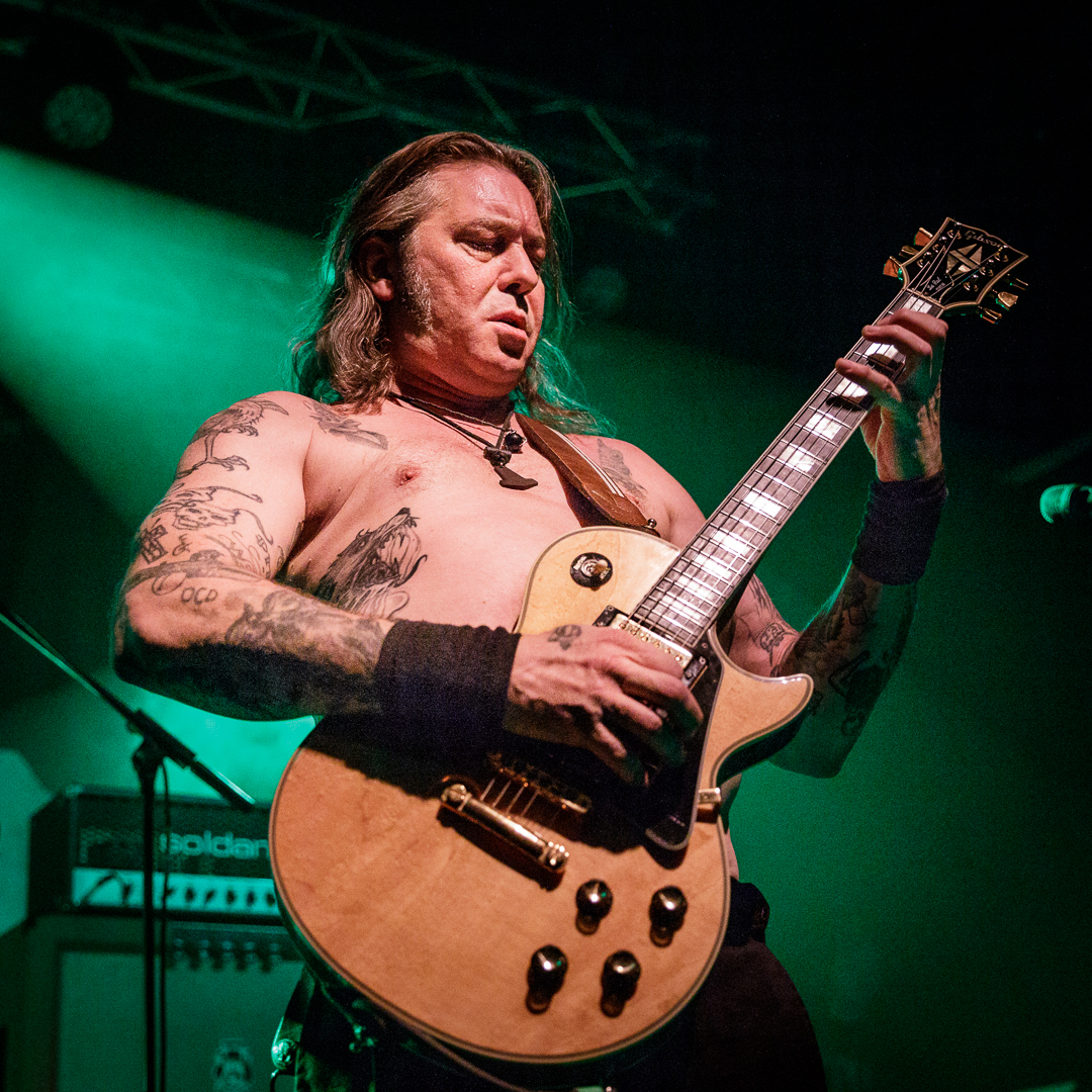 High On Fire / Academy 2 / Manchester October 8th