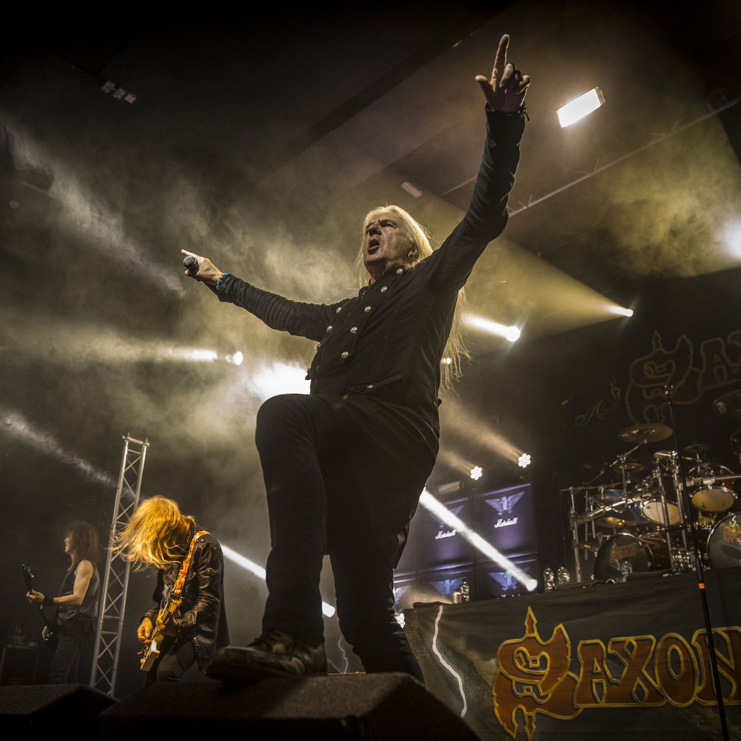 Saxon / Academy / Manchester October 21st