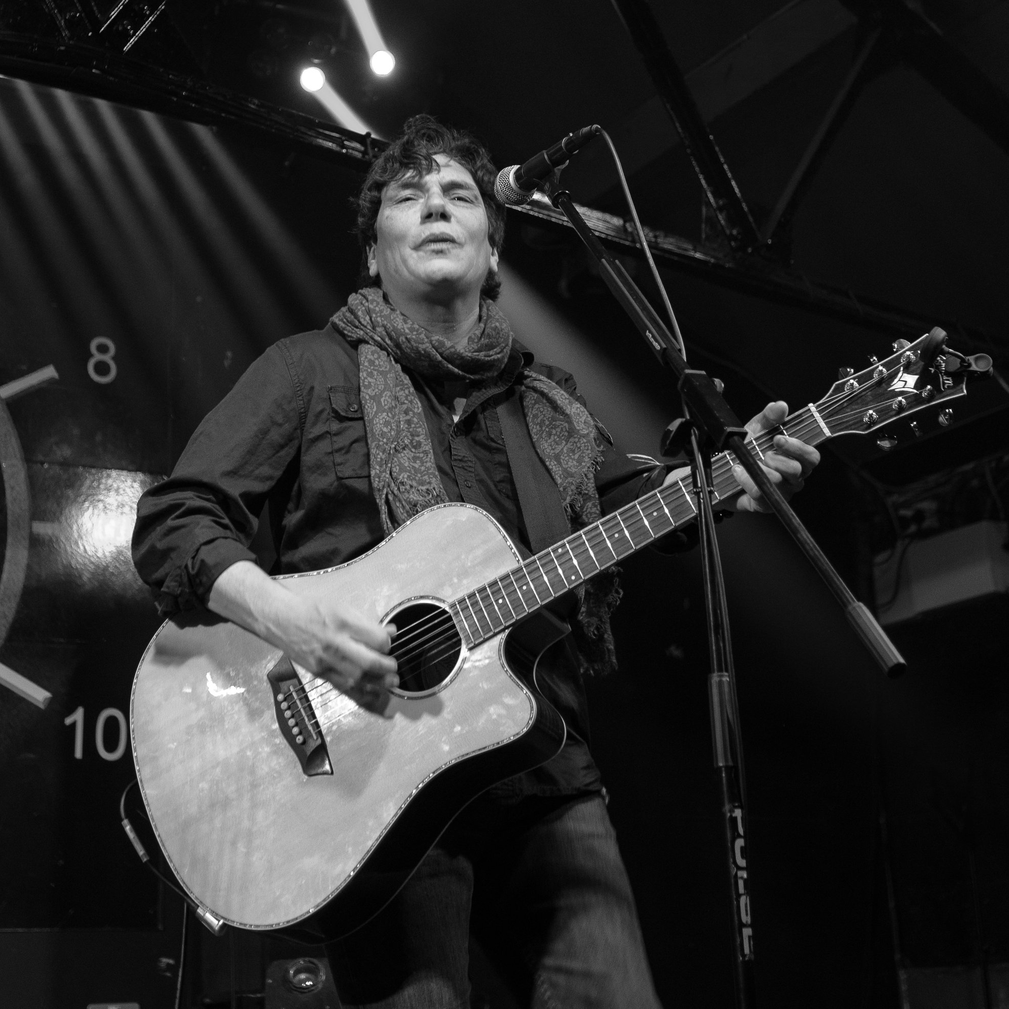 Eric Martin / Eleven / Stoke-on-Trent October 30th