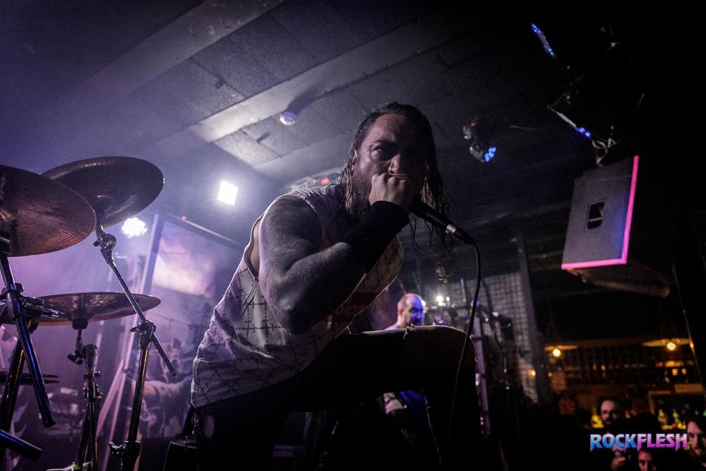 Ingested live at Rebellion in Manchester on December 1st 2018.