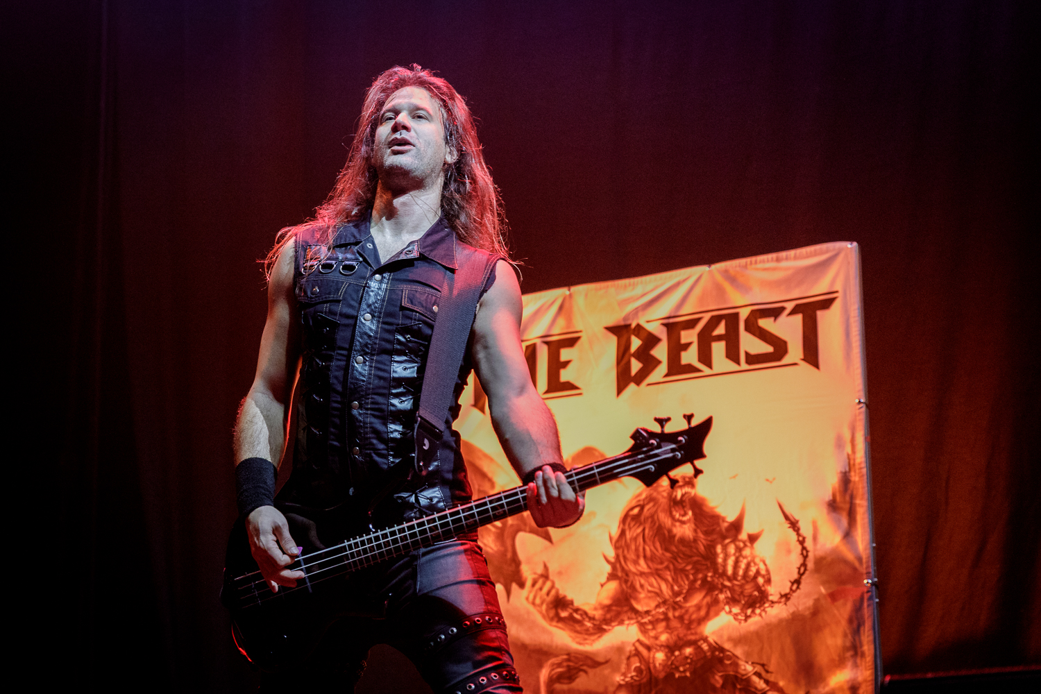 Beast In Black live at the Manchester Arena on December 11th 2018. ©Johann Wierzbicki | ROCKFLESH