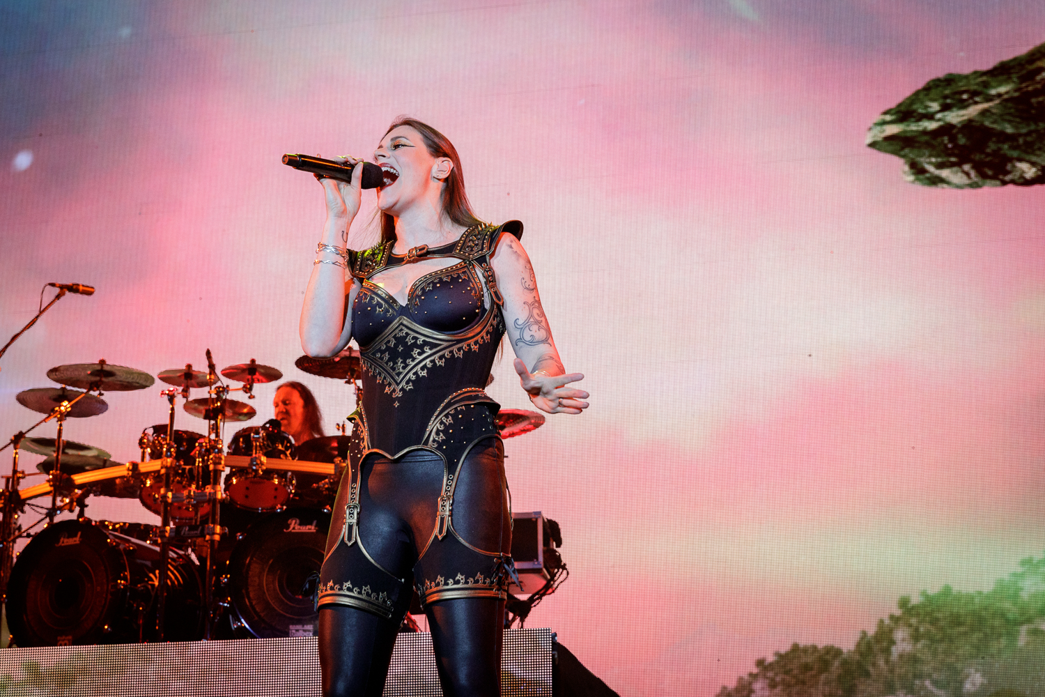 Nightwish live at the Manchester Arena on December 11th 2018. ©Johann Wierzbicki | ROCKFLESH