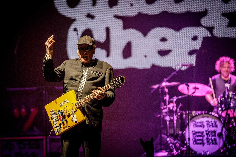 Cheap Trick live at the Echo Arena in Liverpool on December 15th 2018. ©Johann Wierzbicki | ROCKFLESH