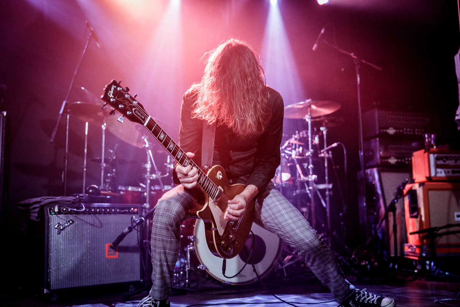 The Flower Kings live at the Academy Club in Manchester on December 10th 2018. ©Johann Wierzbicki | ROCKFLESH