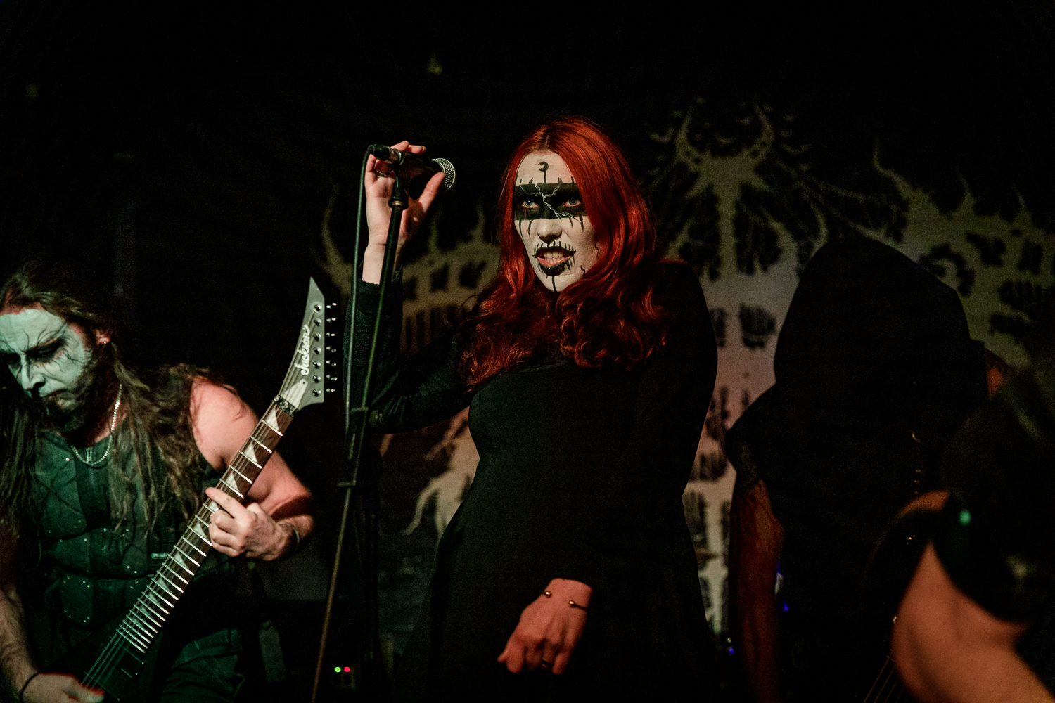 Agrona live at the Star And Garter in Manchester on December 16th 2018. ©Johann Wierzbicki | ROCKFLESH