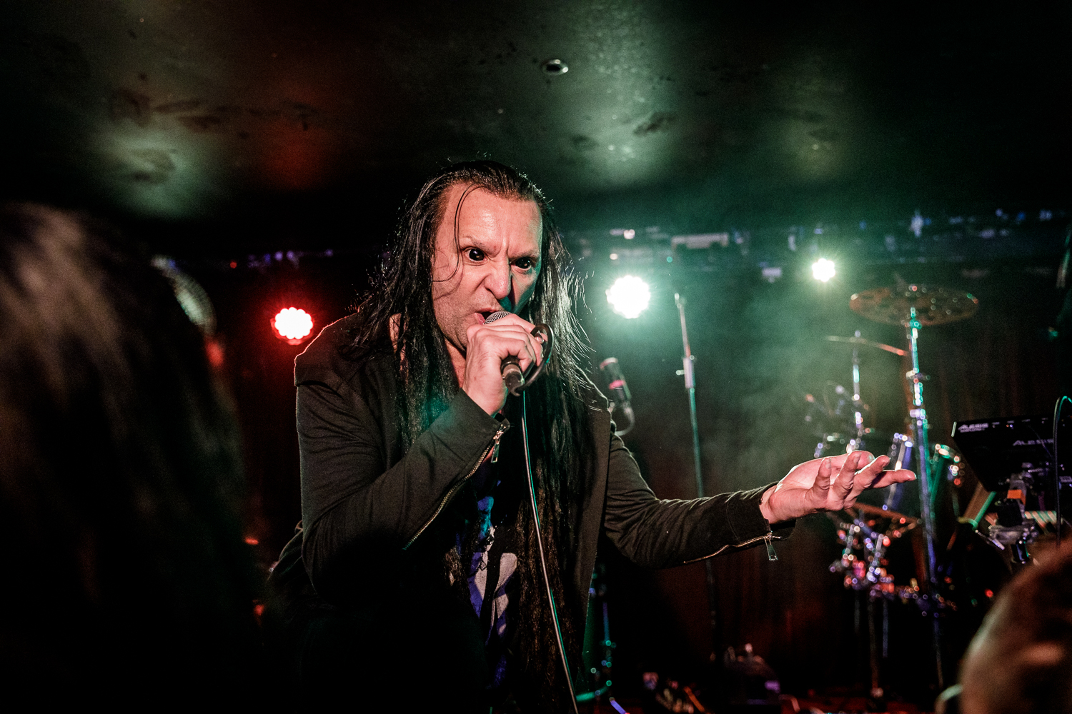 Dead Film Star live at the Ruby Lounge in Manchester on November 23rd 2018. ©Johann Wierzbicki | ROCKFLESH