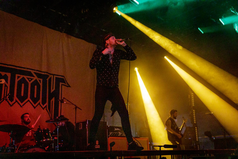 Beartooth live at Victoria Warehouse in Manchester on January 15th 2019. ©Johann Wierzbicki | ROCKFLESH