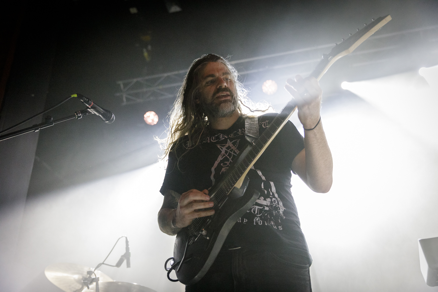 Between The Buried And Me Academy 2 Manchester 2018 ROCKFLESH