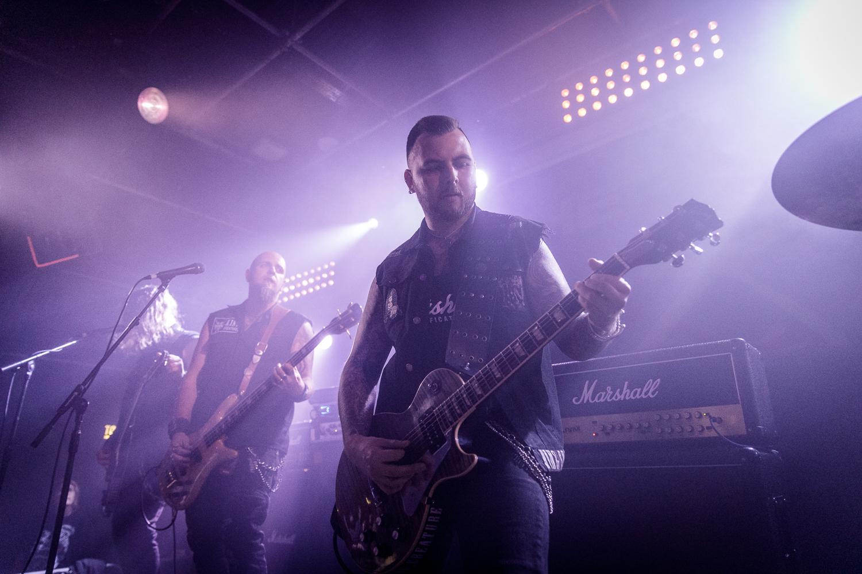 King Creature live at Gorilla in Manchester on November 16th 2018. ©Johann Wierzbicki | ROCKFLESH