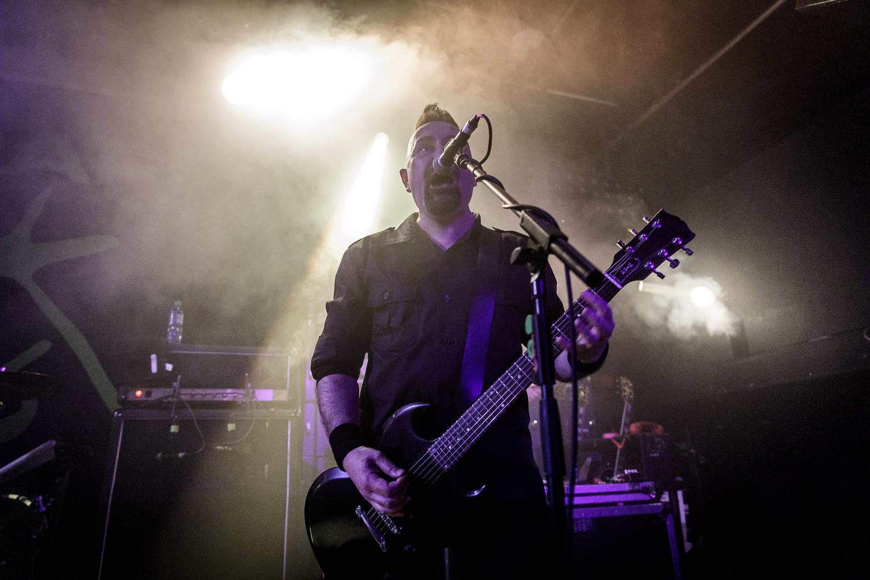 Therapy? live at Gorilla in Manchester on November 16th 2018. ©Johann Wierzbicki | ROCKFLESH