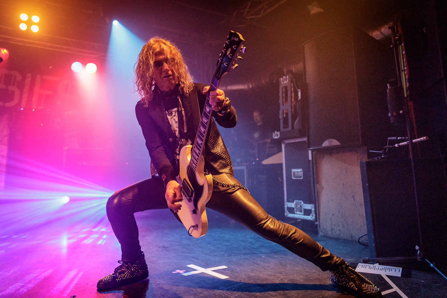 The Dead Daisies live at the O2 Academy in Liverpool on November 13th 2018. ©Johann Wierzbicki | ROCKFLESH