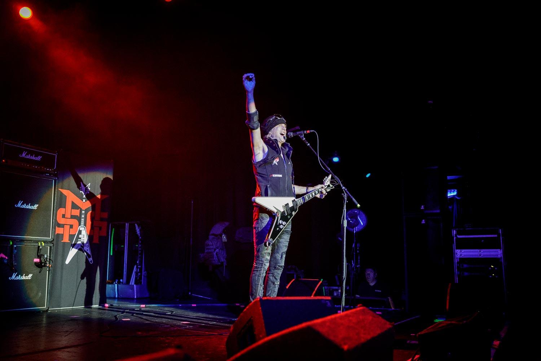 Michael Schenker live at Academy in Manchester on November 11th 2018. ©Johann Wierzbicki | ROCKFLESH