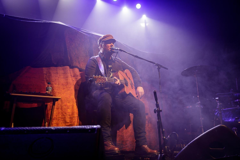 Dylan Walshe live at O2 Ritz in Manchester on January 18th 2019. ©Johann Wierzbicki | ROCKFLESH