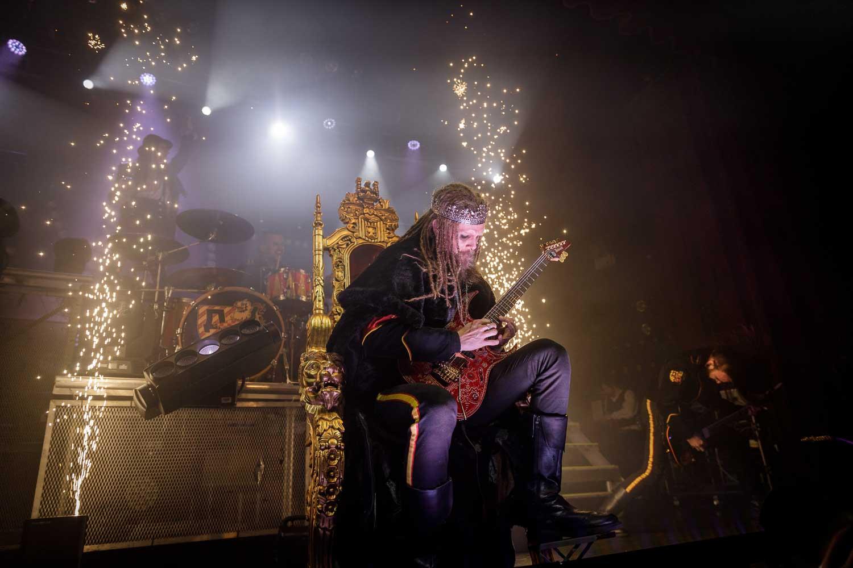 Avatar live at O2 Ritz in Manchester on January 18th 2019. ©Johann Wierzbicki | ROCKFLESH