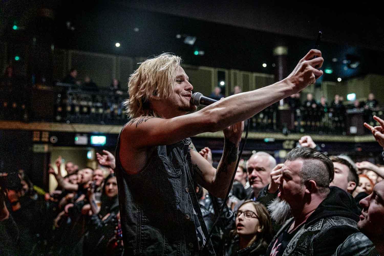 H.E.A.T. live at the O2 Ritz in Manchester on January 22nd 2019. ©Johann Wierzbicki | ROCKFLESH