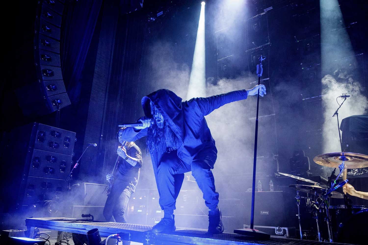 Thy Art Is Murder live at the O2 Apollo in Manchester on January 29th 2019. ©Johann Wierzbicki | ROCKFLESH