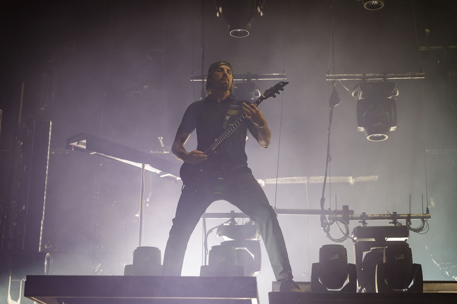 Parkway Drive live at the O2 Apollo in Manchester on January 29th 2019. ©Johann Wierzbicki | ROCKFLESH